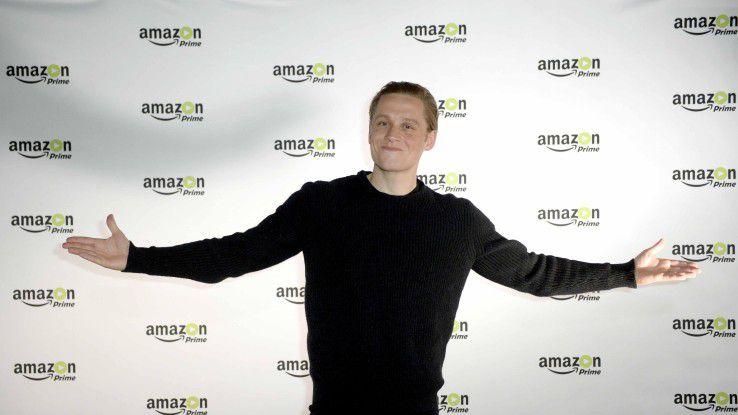 """Matthias Schweighöfer soll als Star der neuen Amazon-Serie """"Wanted"""" die deutschen TV-Liebhaber fürs Streaming begeistern."""