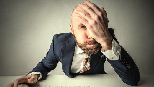 Stress im Job? Das sind die IT-Berufe mit dem maximalen Stresslevel.
