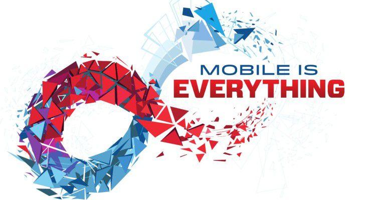 """""""Mobile is Everything"""" ist das Motto des diesjährigen Mobile World Congress."""