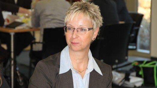 Barbara Kohlhoff, BWI: Frauen sollten selbstbewusst auftreten und ihre Ziele klar formulieren.