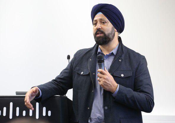 Der neue Cisco-CTO Zorawar Biri Singh