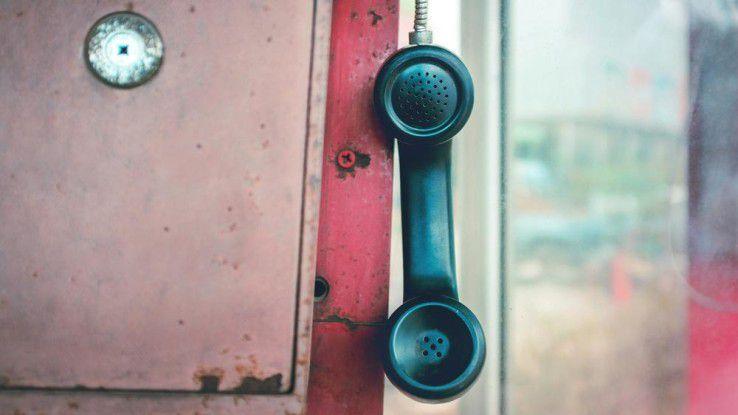Die Telefonzelle ist durch den Smartphone-Boom vielerorts nicht mehr wirtschaftlich.