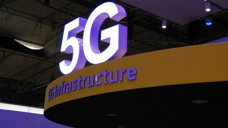 Apple plant Tests zum LTE-Nachfolger 5G.