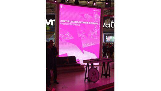 Bescheidenheit war bei der Telekom auf dem MWC 2016 nicht angesagt: Der Carrier präsentierte sich als Betreiber des führenden europäischen Netzwerks.