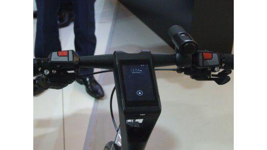 Auch das Fahrrad geht in der IoT-Welt online.