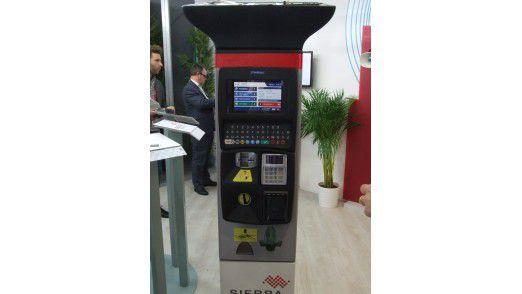 Im IoT-Zeitalter werden auch die Parkscheinautomaten intelligent