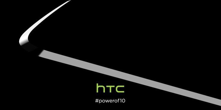 Um sich nach LG G5 und Galaxy S7 (Edge) wieder ins Gespräch zu bringen, teasert HTC das One 10 an.