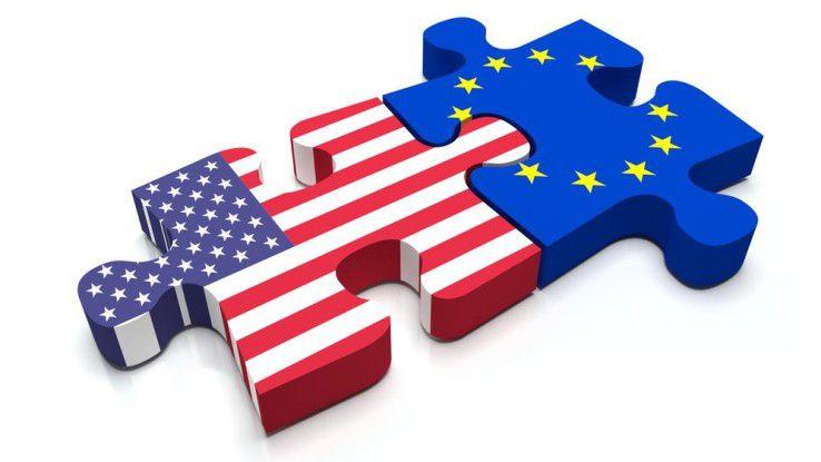 """Der EU-US-""""Privacy Shield"""" ist bisher keine Erfolgsgeschichte."""