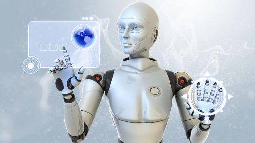 Der Roboter mausert sich vom Hilfsgerät zum Kollegen des Menschen.