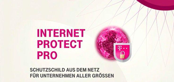 Internet Protect Pro heißt das erste Produkt der neuen Magenta-Security-Familie.