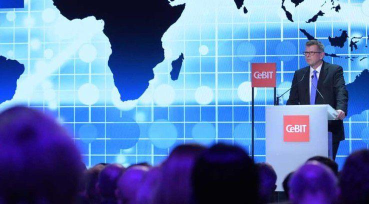 EU-Kommissar Günther Oettinger appelliert, an Europa, einen digitalen Binnenmarkt zu schaffen.