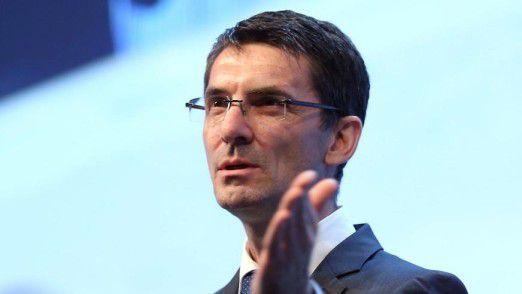 SAPs Technik-Vorstand Bernd Leukert wird sich künftig auch um die Plattformstrategien des Softwarekonzerns kümmern.