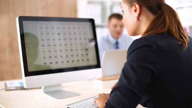 Enterprise App Store erleichtern die Software-Beschaffung, können aber zu Lizenzproblemen führen.