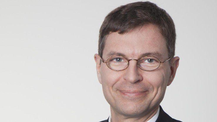 Dr. Stefan Wrobel, Institutsleiter des Fraunhofer IAIS, warnt davor, in Big Data und Analytics zu investieren, ohne die Ziele vorher festgelegt zu haben.