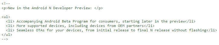 """""""More supported devices, including devices from OEM partners"""" verspricht eine ausgeklammerte Passage auf der Preview-Seite."""