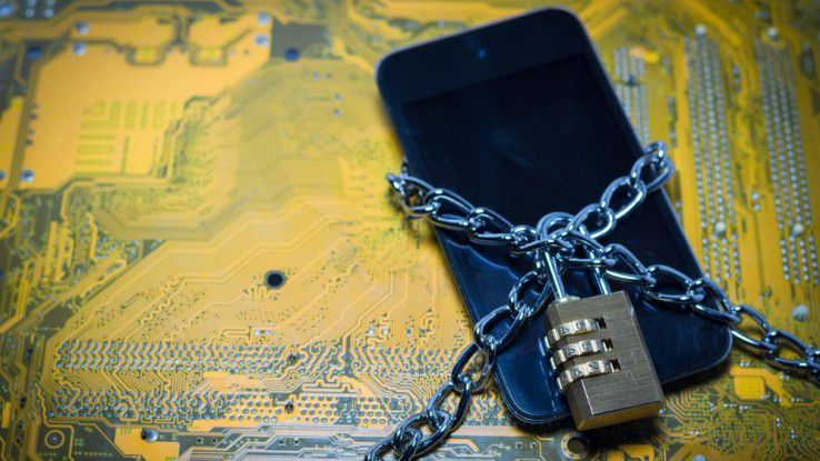 Auch wenn die größten Risiken in den Apps und Daten liegen - die IT-Abteilungen befassen sich primär mit der Absicherung physischer Endgeräte.