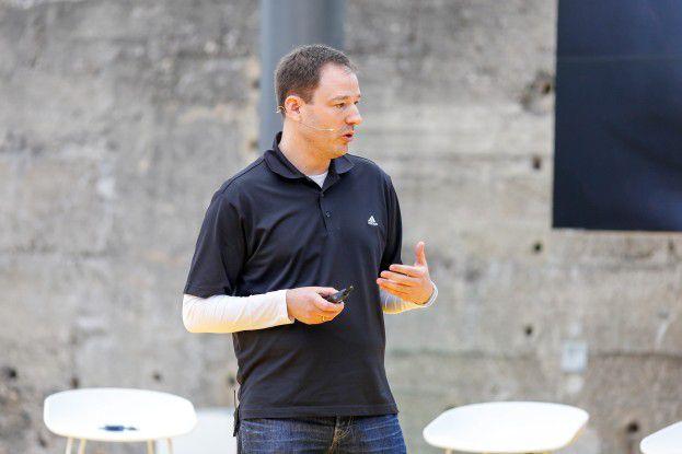 Burkhard Dümler, Director Program & Projects IT Innovation bei Adidas