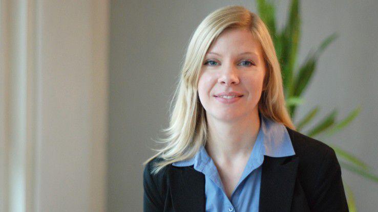 Sarah Lenger ist Personalreferentin bei innobis und beantwortete den Lesern ihre Fragen im Karriereratgeber.
