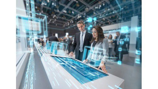 Ingenuity for life – Driving the Digital Enterprise, so lautet das diesjährige Messemotto von Siemens.