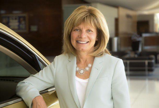 Marcy Klevorn, CIO von Ford, zieht in den Verwaltungsrat von Pivotal Software ein.