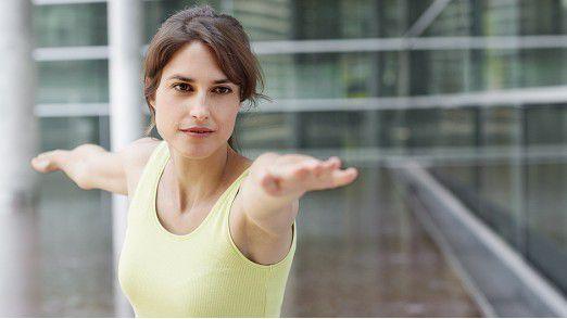 Mit den richtigen Übungen ist es ganz leicht, sich in kurzer Zeit besser zu fühlen.