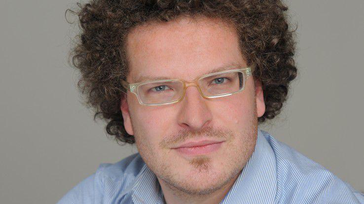 Simon Werther ist einer der Initiatoren der HR Innovation Roadshow und möchte damit ein Format bieten, in dem ein lockerer und ungezwungener Austausch zwischen Startups und etablierten Personalern stattfindet.