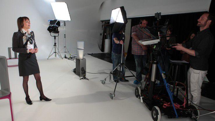 Die Videolearning-Inhalte stellt der Münchner Anbieter Pink University zur Verfügung.