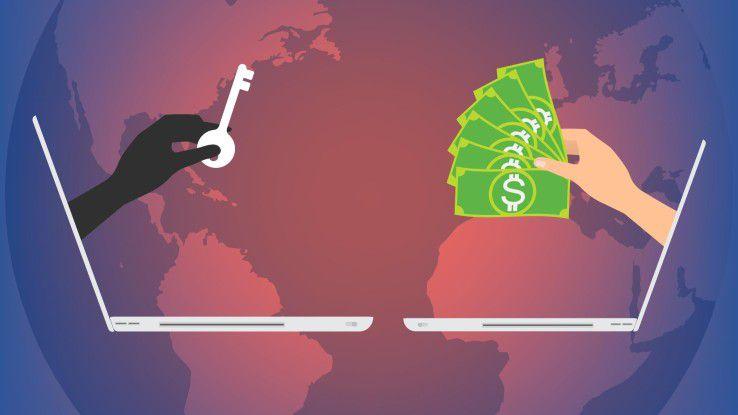 Lösegeld zahlen, um den Cyber-Erpresser wieder loszuwerden? Es gibt bessere Möglichkeiten.