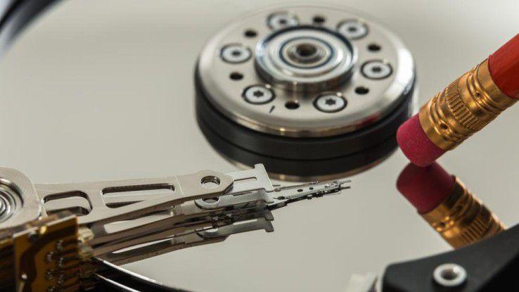Vor der Weitergabe von Altgeräten sollten Daten endgültig gelöscht werden.