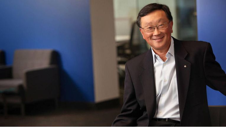 Blackberry-CEO John Chen zieht die Notbremse.