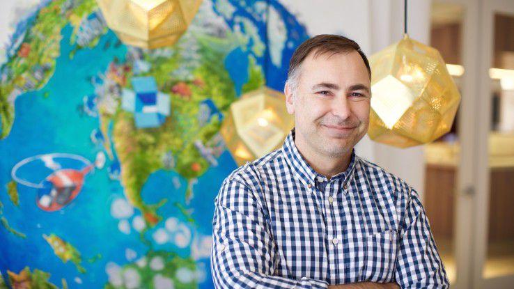 Patrick Heim, Head of Trust & Security bei Dropbox