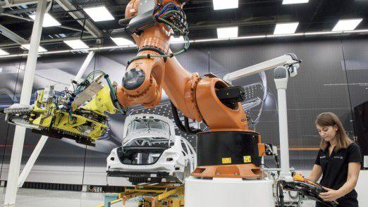 Die Daimler AG setzt auf Produktionskapazitäten in China.