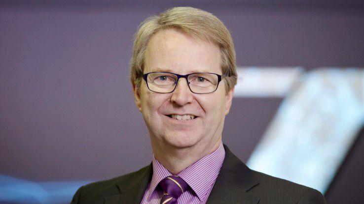 Klaus Höling, CIO von Sennheiser electronic, nahm 2016 an der LEP-Bildungsreise nach China teil.