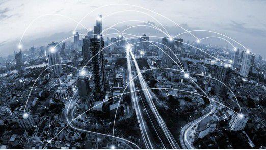 Digitalisierung in der Stadt: Bis alles miteinander vernetzt ist, dauert es noch viele Jahre.