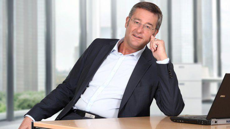 """Frank Schabel, Hays: """"Alte Firmenstrukturen eignen sich nicht unbedingt dafür, um digitale Projekte zu realisieren."""""""