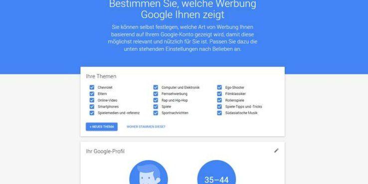 Meine Aktivitäten Hier Verrät Google Was Es über Sie Weiß