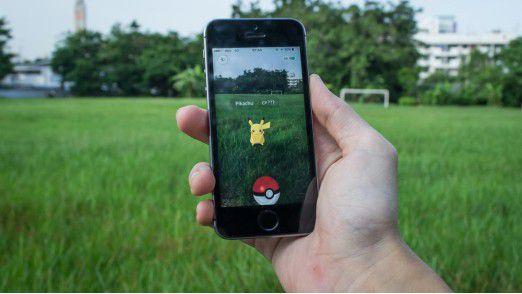Selbst Bewegungsmuffel ließen sich durch Pokémon-Go zu einem Spaziergang an der frischen Luft motivieren.