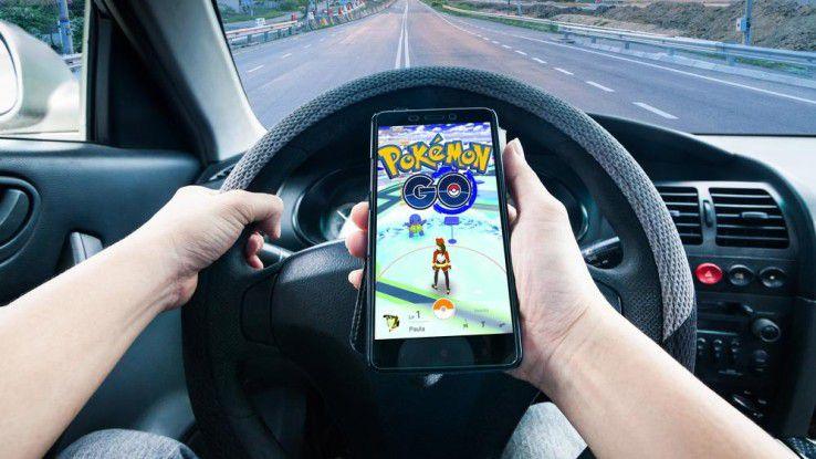 Erfahrene Pokémon-Jäger wissen, wo sie hin müssen