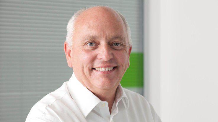 Bis 2020 will Atkins-CDO Richard Cross alle IT-Systeme in der Cloud haben.