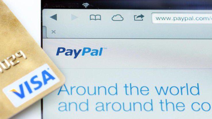Der Deal mit Visa öffnet Paypal neue Möglichkeiten beim Mobile Payment.