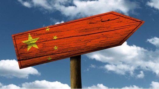 Auch 2016 waren chinesische Investoren in Deutschland auf Einkaustour.