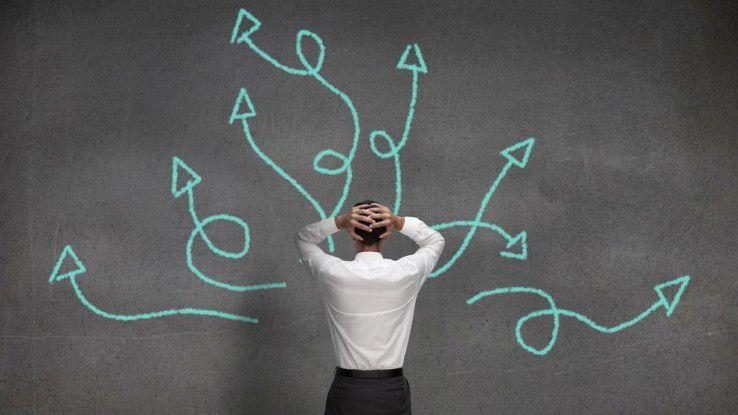 IT-Chefs müssen die Komplexität ihrer IT-Infrastruktur durchblicken - nicht immer einfach.