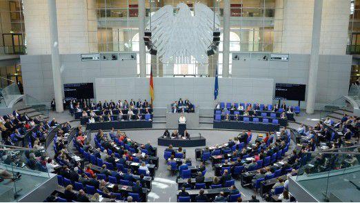 Der Deutsche Bundestag hat das Thema IT-Sicherheit im eigenen Haus lange verdrängt.