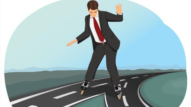 Der bimodale Manager muss nicht nur Innovationen erkennen, sondern auch in der Lage sein, Transformationen und Change zu verstehen und umzusetzen.