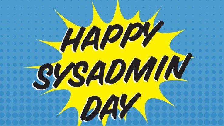 Es ist wieder soweit: SysAdmin-Tag 2016
