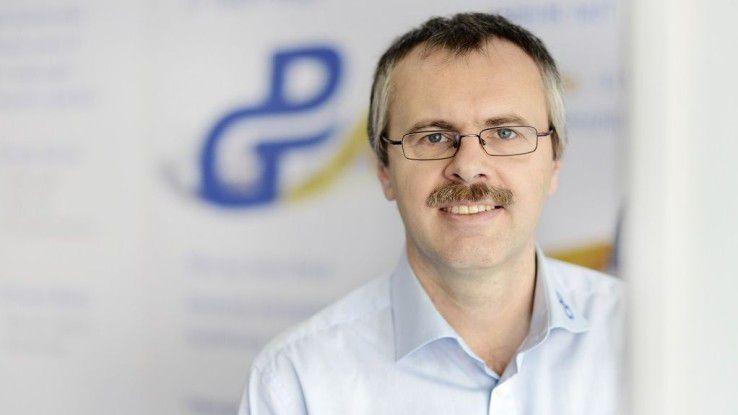 Diplom-Ingenieur Hans-Joachim Giegerich ist Geschäftsführer von Giegerich & Partner mit Sitz in Dreieich.