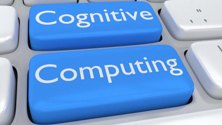 Cognitive Computing soll Mitarbeiter von Routinetätigkeiten entlasten.