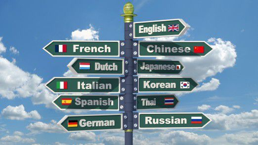 Fremdsprachenkenntnisse sind in der heutigen Business-Welt unabdingbar.