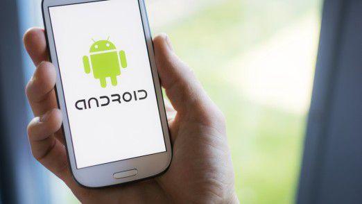 Panikmodus aus: Die meisten Android-Geräte sind laut Google vor einem Angriff durch QuadRooter geschützt.