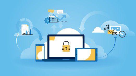 Forrester Research identifiziert die zwei großen Funktionsblöcke Cloud-Management- und Brokerage-Services.